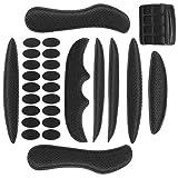 BESPORTBLE Casco Acolchado Kit de Espuma de Repuesto Kit de Almohadillas de Esponja Universal Casco de Seguridad Almohadillas Interiores Accesorios para Bicicleta Motocicleta