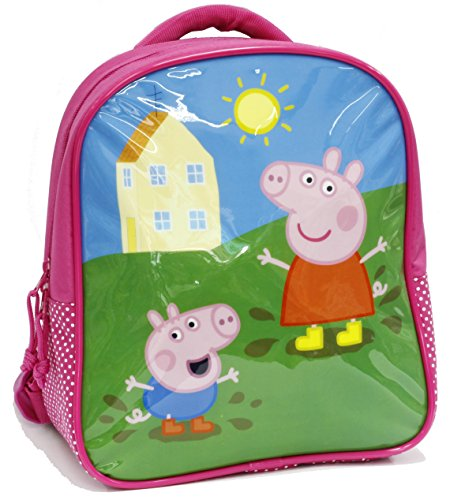 Zaino Asilo Basic Peppa Pig