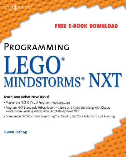 Programming Lego Mindstorms NXT (English Edition)
