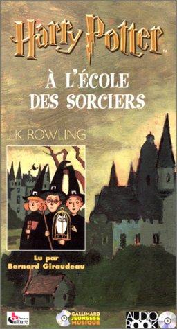 Harry potter a l'ecole des sorciers CD (Audio Book CD)