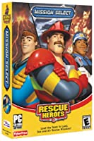 Fisher-Price Rescue Heroes: Mission Select (輸入版)
