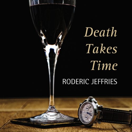 Death Takes Time audiobook cover art