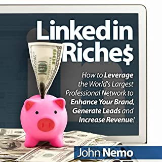 LinkedIn Riches cover art