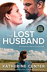 The Lost Husband by Katherine Center book cover