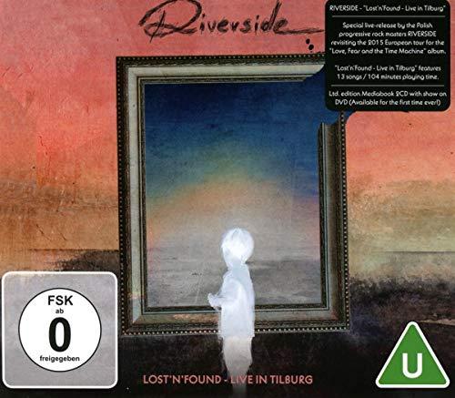 Lost'n'Found - Live in Tilburg (Special Edition 2CD+DVD Mediabook)