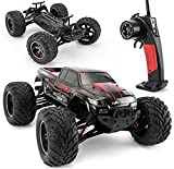 Mopoq 1:12 Todo Terreno RC Coche campo a través, 25 mph radio control eléctrico de coches, camiones de 2,4 GHz a distancia de control de atletismo, juguetes for niños y adultos 31 * 26.5 * 15cm