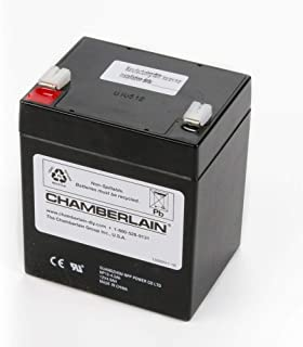Chamberlain 41B822 Garage Door Opener Battery Genuine Original Equipment Manufacturer (OEM) Part
