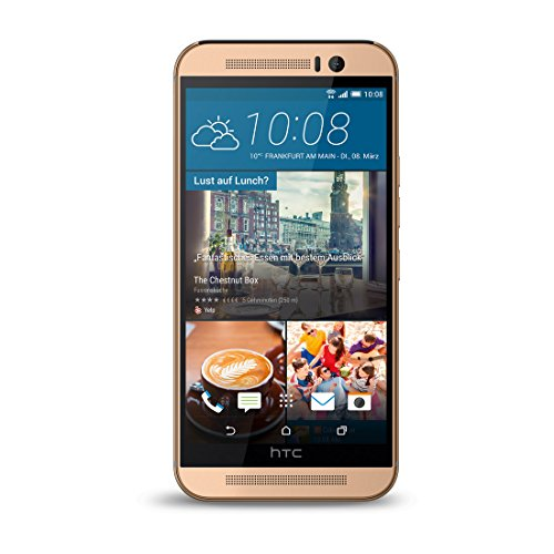 HTC 99HAHU026-00 One M9 Prime Smartphone (Kamera Edition) Gold on Gold