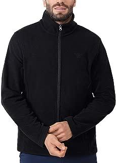 outdoorgo Men's Classic Fit Full Zip Active Fleece Jacket