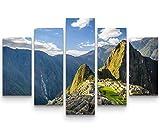 Paul Sinus Art Leinwandbilder | Bilder Leinwand 160x100cm