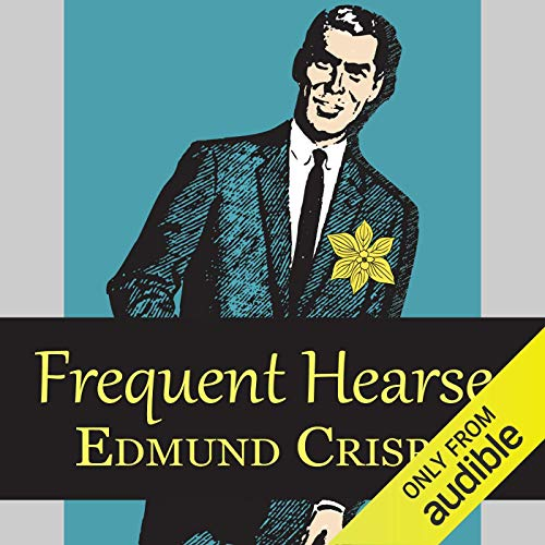 Frequent Hearses audiobook cover art