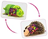 FlipZee The 5 Baby FlipaZoo with 2 Sides of Fun for Everyone - Each Huggable FlipaZoo character is Two Wonderful Collectibles in One (Hedgehog /Turtle) by FlipaZoo