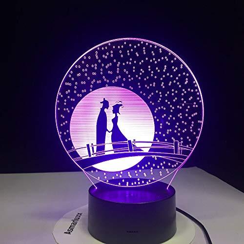 jiushixw 3D acryl nachtlampje met afstandsbediening kleur tafellamp China lage frequentie laag frequentie bloem zilver rood kant meubels levensmiddelen vloer kamer lente grijs rookglas tafellamp