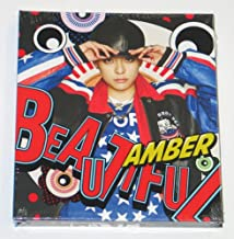 AMBER f(x) - Beautiful (1st Mini Album) CD + Photo Booklet + Photocard