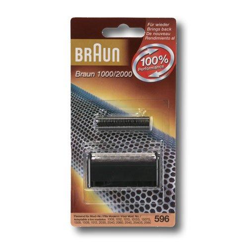 Braun Combipack 1000/2000(596/597)–Zubehör für Rasierer