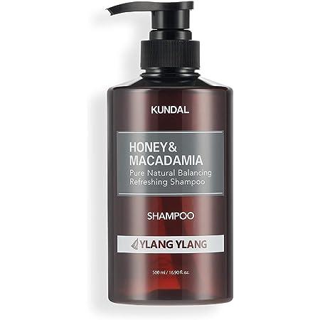 [KUNDAL公式]クンダル ネイチャー シャンプー 500ml イランイラン Nature Shampoo 500ml Ylang Ylang 全成分EWGグリーンレベル・pH弱酸性・自然由来界面活性剤・植物由来界面活性剤 ・弱酸性・ノンシリコン・ノンパラベン・アミノ酸 シャンプー・ボトル・ヘアケア・頭皮ケア・乾燥頭皮・無添加 ・くせ毛 ・ロコミ・ モイスト・しっとり・ダメージシャンプー・大容量・水分・保湿・香り