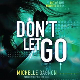 Don't Let Go audiobook cover art