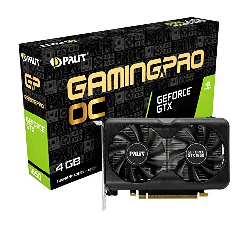 Palit GTX1650 GamingPro OC 4GB GDDR6