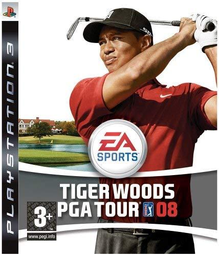 Tiger Woods PGA Tour 08 (PS3) [Importación inglesa]