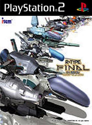 Atari R-Type Final, PS2 - Juego (PS2)
