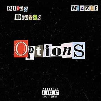 Options (feat. Adam Dinero)