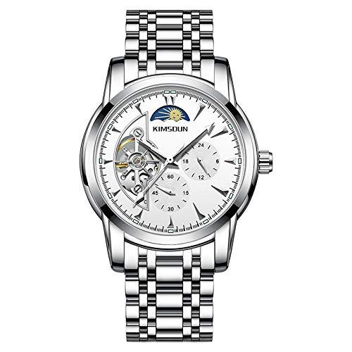 GUOJIAYI Herren-Armbanduhr, wasserdicht, automatisch, mechanisch