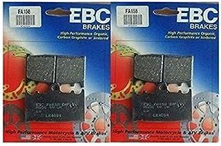 GSX 1250 FA-10//17 Front Brake Pads EBC-FA158 Suzuki 1250 Bandit-07//17