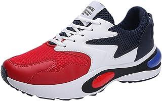 1b086adac521 refulgence Men's Casual Shoes Fashion Mesh Sports Shoes Jogging Running  Sneakers Hip Hop Comfortable Shoes