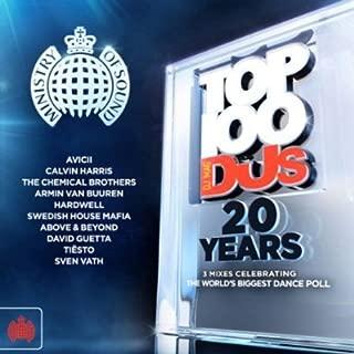 DJ Mag Top 100 DJs 20 Years