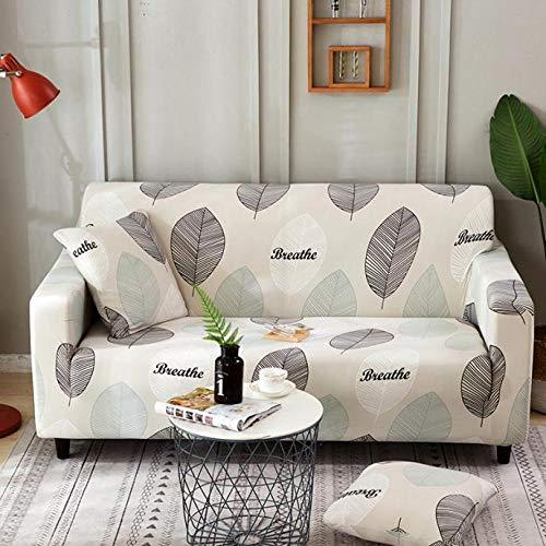 Allenger Funda de sofá Elastica,Funda de sofá elástica, Toalla de sofá de Cobertura Completa, Funda de cojín para Sala de Estar, Funda de protección para Muebles-Color 18_145-185cm