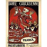 Wee Blue Coo Propaganda Political Satire Caricature Stalin