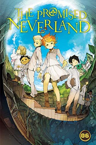 The-Promised: Neverland-Manga Volume 6 (English Edition)