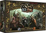 Asmodee A Song of Ice and Fire: Miniaturenspiel - Stark vs. Lennister Tabletop