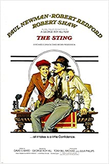 Best the sting movie poster Reviews