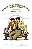 Robert Redford Paul Newman The Sting Movie Poster