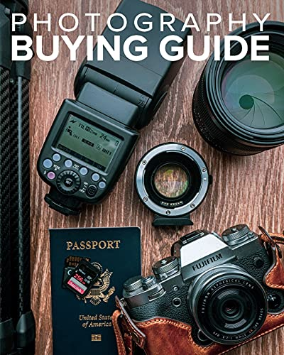 Tony Northrup's Photography Buying Guide: How to Choose a Camera, Lens, Tripod, Flash, & More: 2