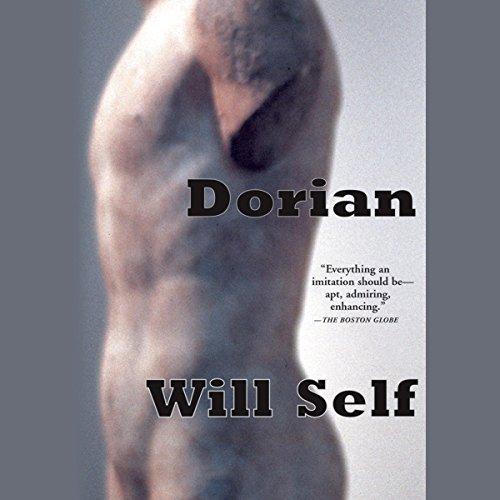 Dorian audiobook cover art