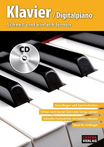 Klavier / Digitalpiano - Schnell und einfach lernen: Mit Hörbeispielen über QR-Codes