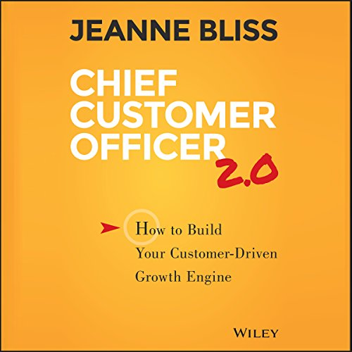 Chief Customer Officer 2.0 cover art