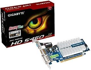 ギガバイト グラフィックカード AMD Radeon HD5450 1GB PCI-Express LowProfile GV-R545SL-1GI