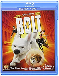Bolt [Blu-ray + DVD] (B003UMW62U) | Amazon price tracker / tracking, Amazon price history charts, Amazon price watches, Amazon price drop alerts