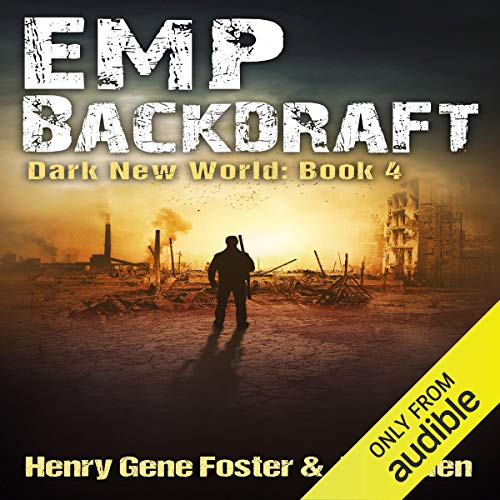 EMP Backdraft audiobook cover art