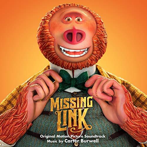 ミッシング・リンク 英国紳士と秘密の相棒(Missing Link)