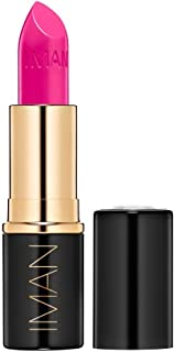 IMAN Cosmetics Moisturizing Lipstick, Pink, Flirtatious