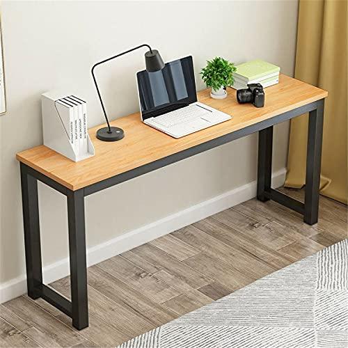 Madeinely Ordenador de escritorio de oficina de ordenador portátil escritorio de escritura de estudio de mesa de almacenamiento estante de escritorio estación de trabajo de hogar mesa de oficina