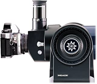 Meade Instruments 07366 No.64ST 35-Millimeter SLR Camera T-Adapter for ETX-60, ETX-70 and ETX-80 Series Telescopes (Black)