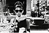 Hepburn, Audrey - Window - Filmposter Kino Movie