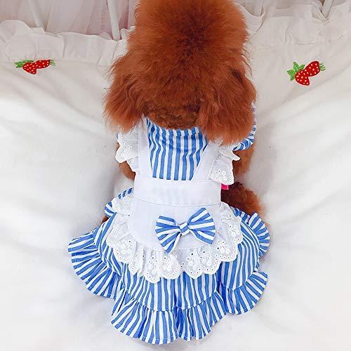 Chinryou『犬服スカートメイド服』