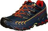 LA SPORTIVA Ultra Raptor GTX, Zapatillas de Trail Running Hombre, Opal/Poppy, 47 EU