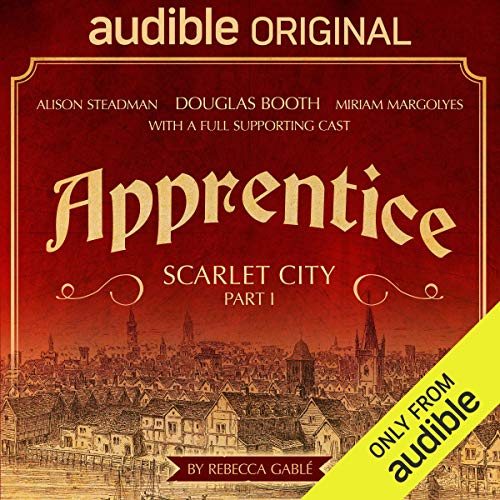 Page de couverture de Apprentice - Scarlet City - Part I